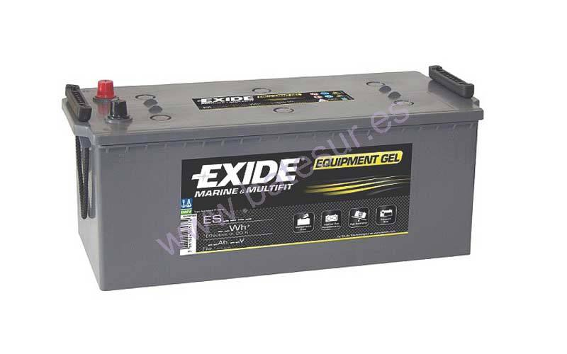 Exide-equipment-gel